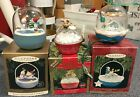 Hallmark ornaments of Peanut light motion,Snoopy motion, Hop'n Pop Poppin