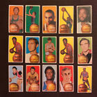 15+ card 1970 Topps PETE MARAVICH #123 JERRY WEST #160 PSA RC basketball rookie