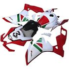 Fit Aprilia RS4 125/RS4 50 2012 Fairing Bodywork Set Black+White+Red+Green