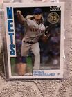 2019 Topps Series 1 1984 Silver Pack Chrome Base T84 12 Noah Syndergaard