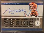 Andy Dalton Cards, Rookie Card Checklist and Autographed Memorabilia Guide 38