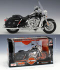 MAISTO 1:12 Harley Davidson 2013 FLHRC ROAD KING CLASSIC MOTORCYCLE MODEL Toy