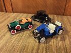 1920s Ford Chevrolet 132 Die cast Collectible lot V8 Model A Roadster IS 611