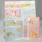 Baby Paper Gift BagsSmall 4 Pieces