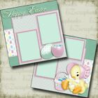 Sweet Easter Premade Scrapbook Pages EZ Layout 3730