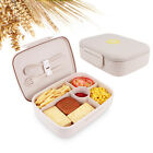 Leakproof Bento Lunch Box 5 Grids with Utensils Meal Prep Food Storage Container