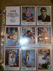 1978 1979 1981 1983 2006 Superman Topps Set Collection Complete Sticker Foil