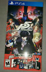 Persona 5 Take Your Heart Premium Collectors Edition BOX ONLY