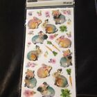 Recollections Dimensional Stickers EASTER RABBIT BUNNY Egg Hunt Chicks FLOWERS