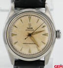 Vintage Tudor Oyster Royal 7904 Stainless Steel 33mm Manual Wind Watch