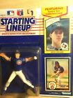 MITCH WILLIAMS 1990    STARTING LINEUP MOC