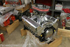 406 STROKER SBC CRATE ENGINE 525HP Race Ready Setup Free Th350 Trans 3200 Stall