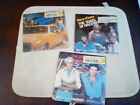 VINTAGE THE DUKES OF HAZZARD Kids Stuff Book and Vinyl Record lot 3 New sealed