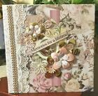 TPHH Premade Memories for a Lifetime Scrapbook Album
