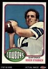 Top Roger Staubach Football Cards for All Budgets 24