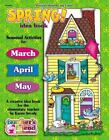 Idea Book Spring by Karen Sevaly and Inc Staff Scholastic 2002 Paperback