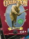 NEW STARTING LINEUP Major League Baseball Cooperstown Collection TY COBB Figure
