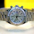 BREITLING CHRONOMAT EVOLUTION A13356 MOTHER OF PEARL DIAL 44mm LNIB - SERVICED -