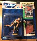⚾️ NEW VTG 1993 Starting Lineup Baseball Mike Mussina Baltimore Orioles MLB SLU