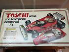 TOSCHI Ferrari 312T2  1:6 scale promotional model + box Polistil