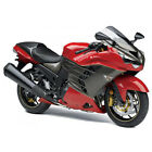 1 Set ABS Painted Fairing Injection Kit for Kawasaki ZX-14R ZZR1400 2012-2017 US