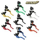 7/8'' 22mm Front Brake Clutch Master Cylinder Reservoir Levers For Honda Kawasak