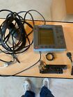 Used Raytheon L 755 Chartplotter  Fish Finder Not Working W Transducer Cable