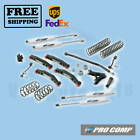 Pro Comp Lift Kit 4 Stage II w ES Shocks 97 06 Jeep Wrangler TJ Short Arm Kit