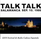 TALK TALK Salamanca 2CD Live in Spain 1986 Concert Excellent Broadcast Sound!