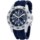 Nautica NSR 104 Blue Dial Silicone Strap Men's Watch NAD16512G