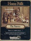 Home Folk No 849 The Nativity 1985 Limited Edition Dolls and animals