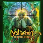 Destruction-Spiritual Genocide (UK IMPORT) CD NEW