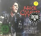 ALICE COOPER- RAISE THE DEAD: LIVE FROM WACKEN *CD/DVD sealed