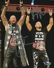 Luke Gallows & Karl Anderson Signed WWE 8x10 Photo BAS Beckett COA Bullet Club 5
