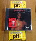 RARE 2PAC HOW DO YOU WANT IT CALIFORNIA LOVE CD OG SEALED STICKER DEATH ROW