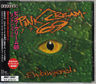 PINK CREAM 69 / ENDANGERED JAPAN CD OOP W/OBI +1B/T