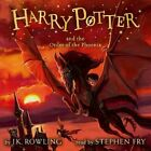 Rowling J.K.-Harry Potter And The Order Of The Phoenix (UK IMPORT) CD NEW