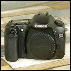 NICE CLEAN BLACK Canon EOS 30D Digital SLR Camera + charger + battery
