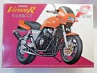 Aoshima 1:12 Scale Honda Over Racing CB400 Super Four Version R Model Kit - New