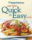 Weight Watchers 101 Best Quick and Easy Recipes by Weight Watchers
