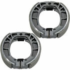 for Honda Z50 Gorilla / Z50 Z50J Monkey 1981-2012 Front and Rear Brake Shoes