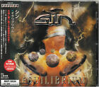 SIN / EQUILIBRIUM JAPAN CD OOP W/OBI +1B/T
