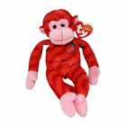 Ty Beanie Baby Twirly - MWMT (Monkey Walgreens Exclusive)