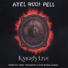 Axel Rudi Pell-Knights Live (UK IMPORT) CD NEW