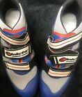 Duegi Dinicta Cycling Shoes Leather Mountain SPD 43 NIB Funky  Cool ITALY
