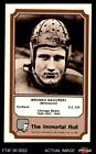 Bronko Nagurski Cards, Rookie Card and Autographed Memorabilia Guide 5