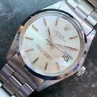 ROLEX Men's Oyster Perpetual Date 1500 Automatic, c.1974 Swiss Vintage LV779