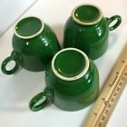 Fiestaware Forest Green Coffee Tea Cup Homer Laughlin Fiesta Collectible Vintage