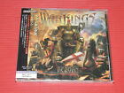2019 WARKINGS Reborn with Bonus Track   JAPAN CD