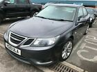 2010 SAAB 9 3 19 TID 150 TURBO EDITION LEATHER 90K MILES 8 STAMPS CLEAN CAR